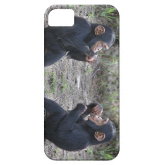 Talking Chimps iPhone Case