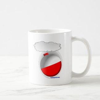 Talking Fishing Bobber (float) Coffee Mug