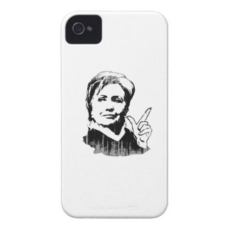 Talking Hilllary Faded.png iPhone 4 Case-Mate Case