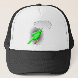 Talking Parrot Cap