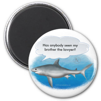 Talking Shark Magnet