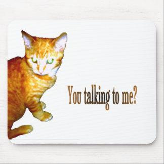 Talking To Me - Mousepad