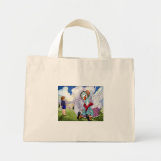Talking to Mother Goose Bag - Customized