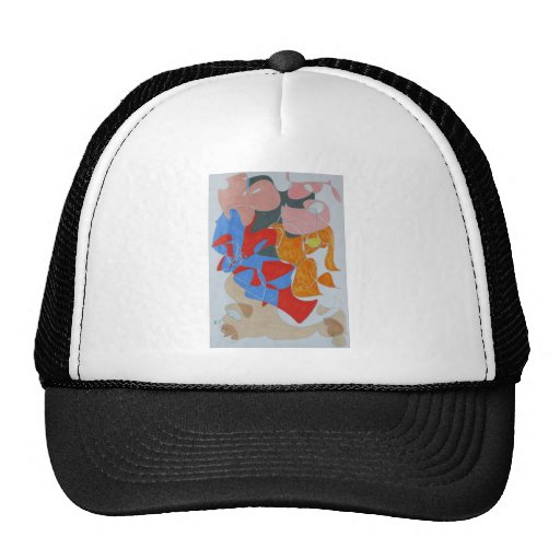 Talking With Dog Owners Mesh Hats