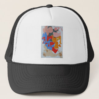 Talking With Dog Owners Trucker Hat