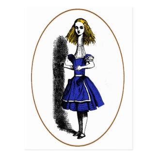 Tall Alice Postcard