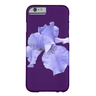 Tall Bearded Purple Iris Barely There iPhone 6 Case