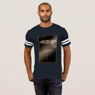 Tall Brown Road Football Shirt