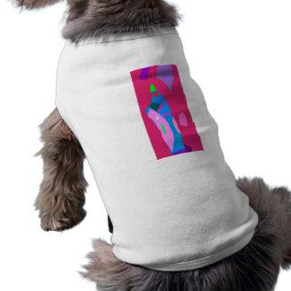 Tall Building Child Dream Intelligence Library Sleeveless Dog Shirt
