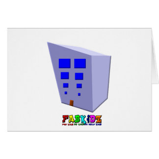 Tall Building of Hope Card