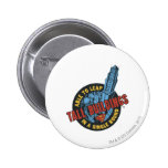 Tall Buildings 6 Cm Round Badge