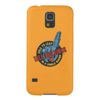 Tall Buildings Case For Galaxy S5