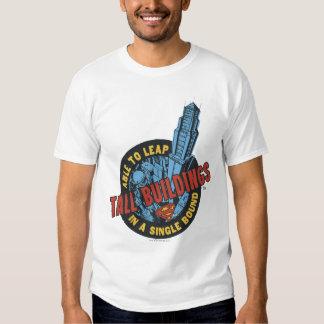 Tall Buildings Tshirts