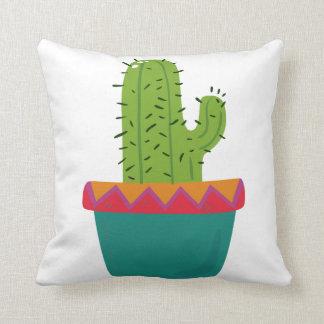 Tall Cactus Pillow