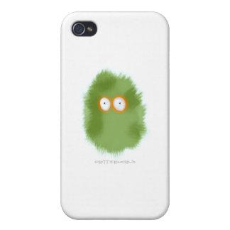 Tall Fluffy Weirdo Critter iPhone 4 Cover