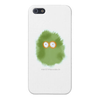 Tall Fluffy Weirdo Critter Cases For iPhone 5