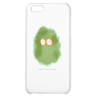 Tall Fluffy Weirdo Critter iPhone 5C Covers