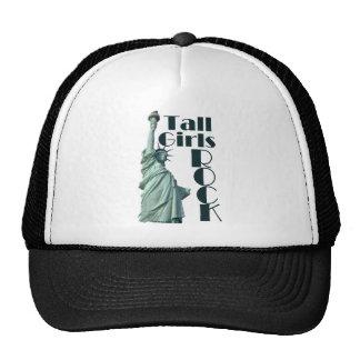 Tall Girls ROCK Mesh Hats