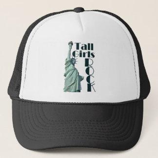 Tall Girls ROCK Trucker Hat