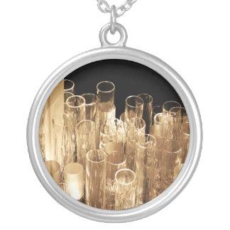 Tall Glass Lights Custom Jewelry