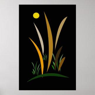 Tall Grass 36 x 24 Poster