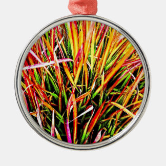 Tall-Grass Colors Ornament