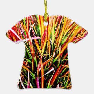 Tall-Grass Colors Ornaments