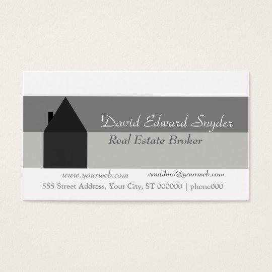 Tall House Business Card