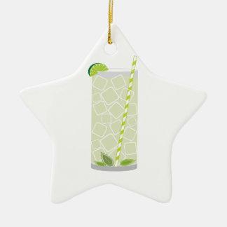 Tall Mojito Christmas Ornament
