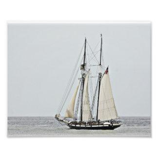 Tall Ship Californian Photograph