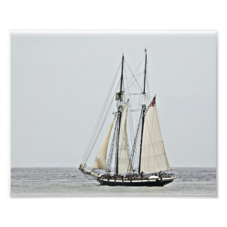 Tall Ship Californian Photo Print