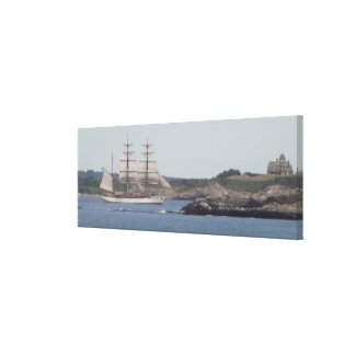 Tall Ship Canvas Print
