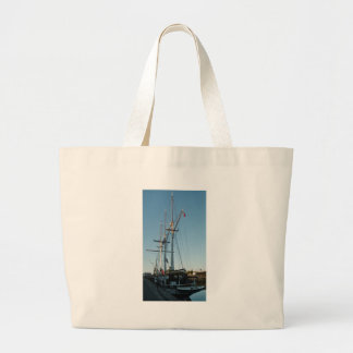Tall Ship Frya Tote Bags