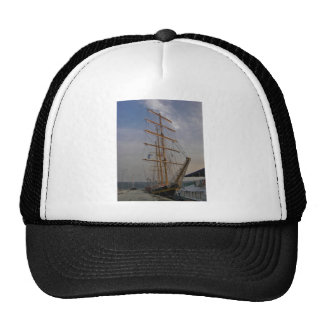 Tall Ship In Varna Cap