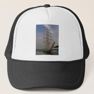 Tall Ship In Varna Trucker Hat