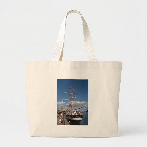 Tall Ship In Weymouth Bag