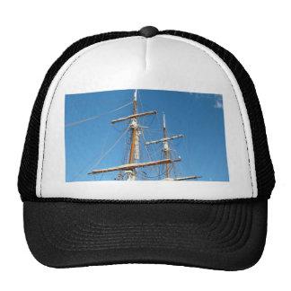 Tall Ship Masts Trucker Hat