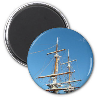 Tall Ship Masts Refrigerator Magnets