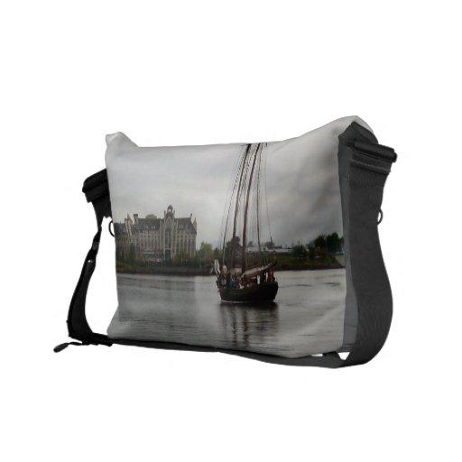 Tall Ship Messenger Bags