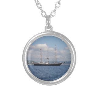Tall Ship Custom Necklace