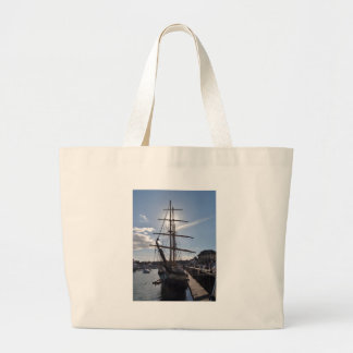 Tall Ship Pelican Of London Canvas Bag