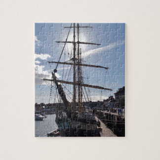Tall Ship Pelican Of London Puzzle