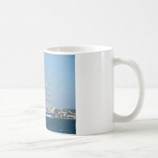 Tall Ship Royal Clipper Basic White Mug