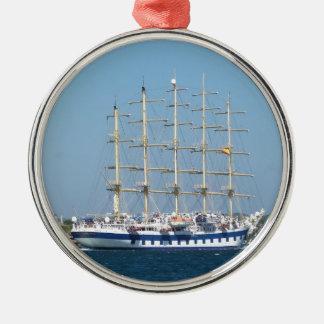 Tall Ship Royal Clipper Christmas Ornament