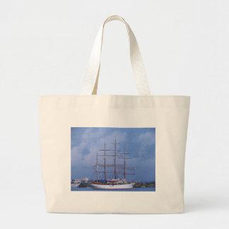 Tall Ship Sea Cloud Tote Bag