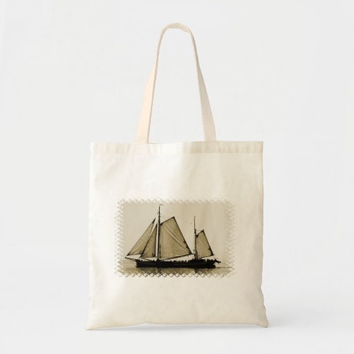 Tall Ship  Small Bag