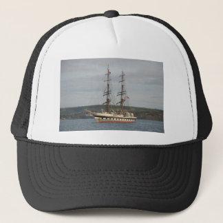 Tall ship Stavros S Niarchos. Trucker Hat