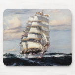 Tall Ship Thessalus Mouse Pads