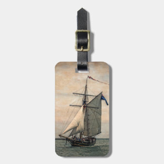 Tall Ships Festival, Digitally Altered Luggage Tag