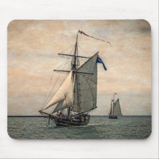 Tall Ships Festival, Digitally Altered Mouse Pad